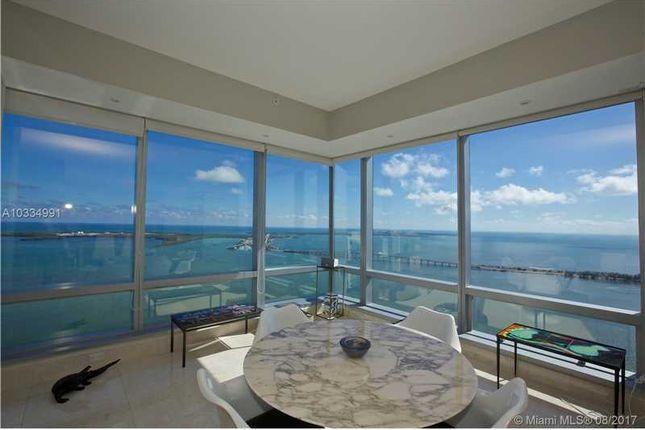 Thumbnail Apartment for sale in 1425 Brickell Av # 53F, Miami, Florida, United States Of America