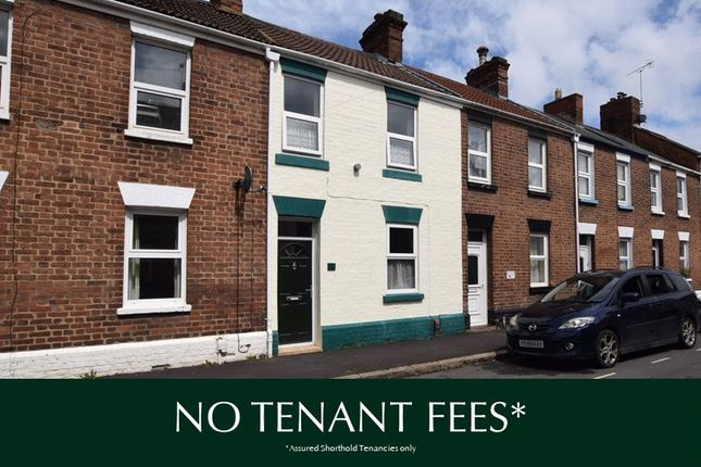 Thumbnail Terraced house to rent in Oxford Street, St. Thomas, Exeter