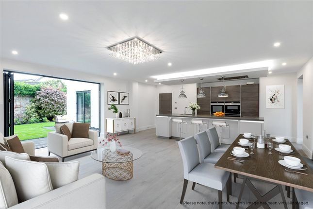 Thumbnail Flat for sale in Blossomfield Road, Solihull, West Midlands