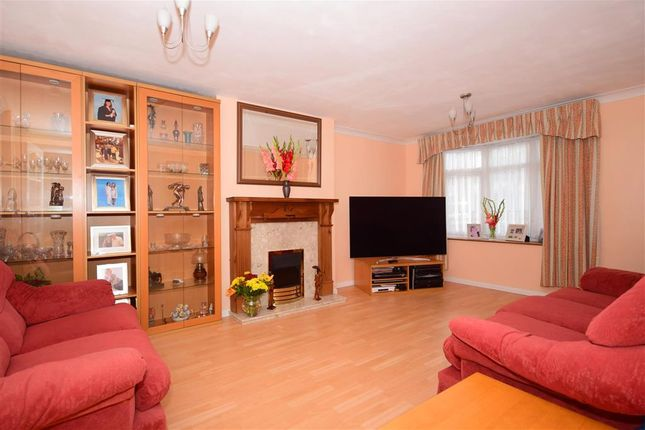 Thumbnail Semi-detached house for sale in Harcourt Avenue, Manor Park, London