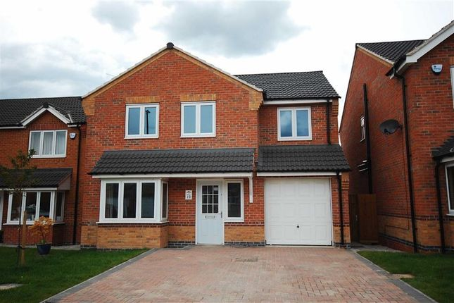 Thumbnail Detached house for sale in Greenhill Lane, Leabrooks, Alfreton