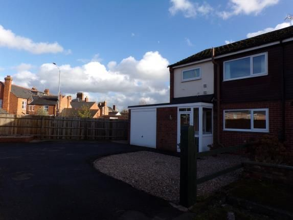 Thumbnail Semi-detached house for sale in Evesham Road, Stratford Upon Avon, Warwickshire