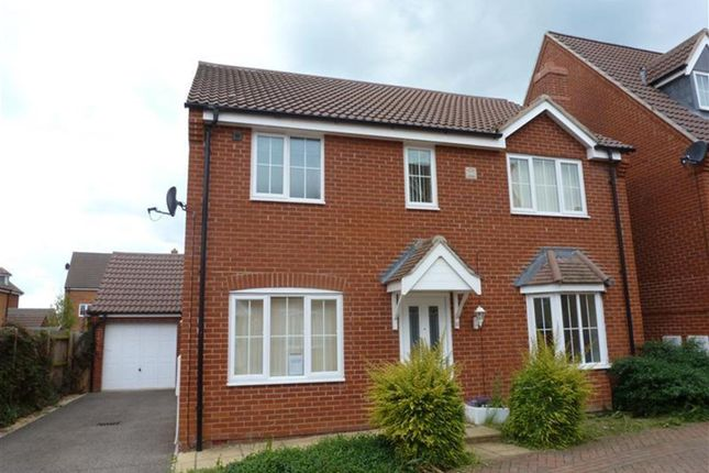 Thumbnail Detached house for sale in Oak Avenue, Hampton Hargate, Peterborough