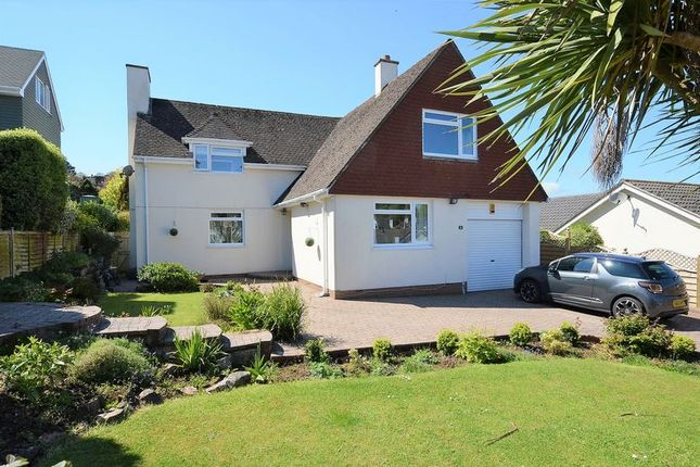 Thumbnail Property for sale in Hookhills Drive, Paignton