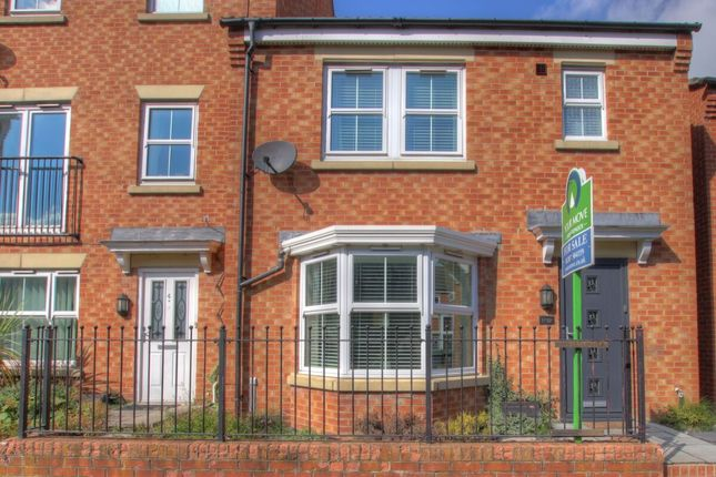 Thumbnail Terraced house for sale in Rolling Mill, Consett