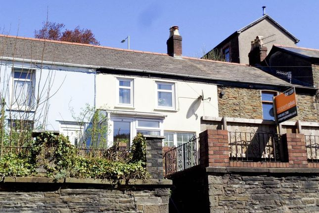 Thumbnail Terraced house for sale in Ystrad -, Ystrad
