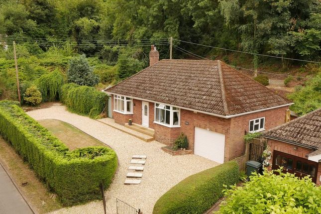 Thumbnail Detached bungalow for sale in Bridge Road, Benthall, Broseley