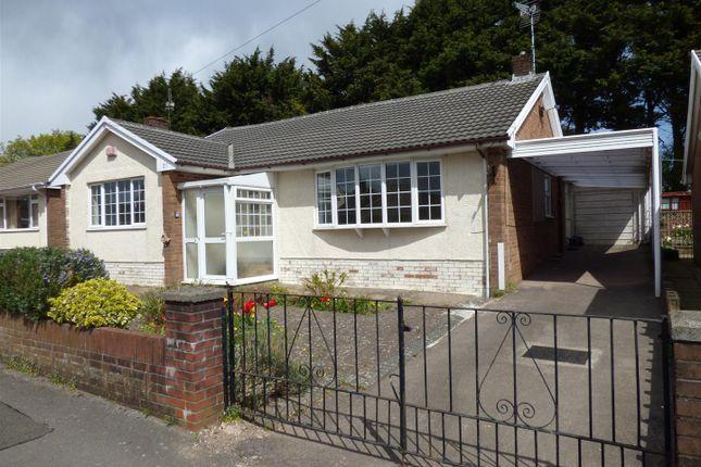 Thumbnail Detached bungalow for sale in Beech Grove, High Beech, Chepstow