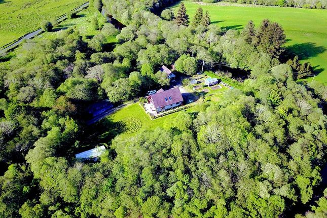 Thumbnail Property for sale in Comraich With Land Kilmichael Glen, Kilmichael Glassary