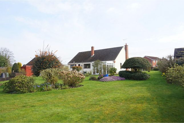 Thumbnail Detached bungalow for sale in Victoria Road, Warminster