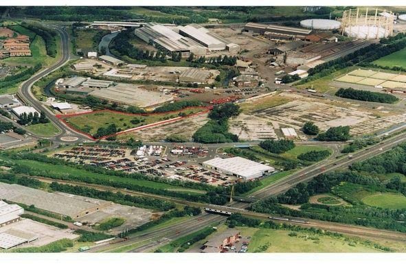 Thumbnail Land for sale in Clockmill Road, Dunston, Gateshead