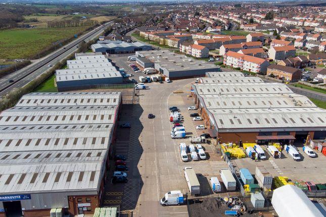 Industrial to let in Interlink, Kirkshaws Road, Coatbridge