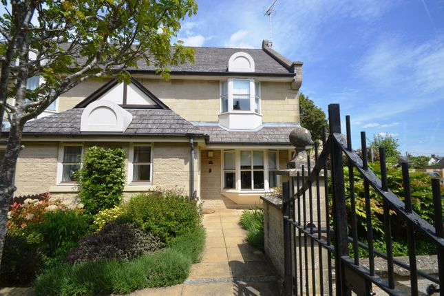 Thumbnail End terrace house to rent in Tower Street, Cirencester