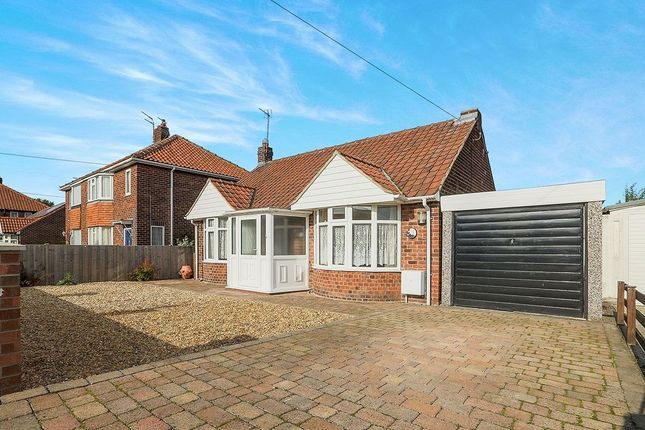 Thumbnail Bungalow to rent in Highfield, York