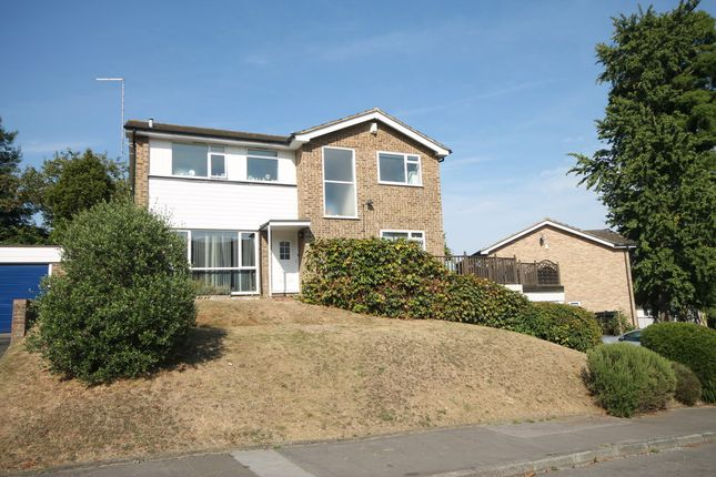 Thumbnail Detached house to rent in Hartley Close, Bickley, Bromley