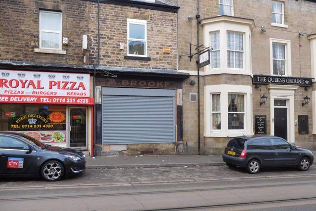 Thumbnail Restaurant/cafe to let in 399 Langsett Road, Sheffield