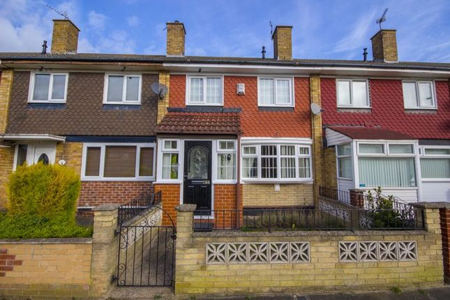 Thumbnail Terraced house for sale in Barholm Close, Ormesby, Middlesbrough