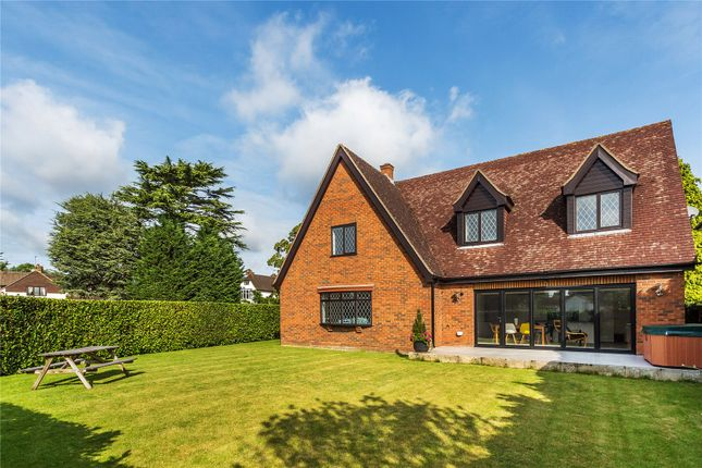 Thumbnail Detached house for sale in West Byfleet, Surrey