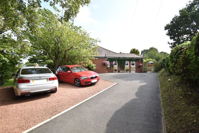 Thumbnail Detached bungalow for sale in Broomhill, Broomfallen Road, Scotby, Carlisle