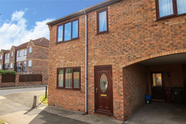 Thumbnail Terraced house for sale in Waterside Road, Barton-Upon-Humber, North Lincolnshire