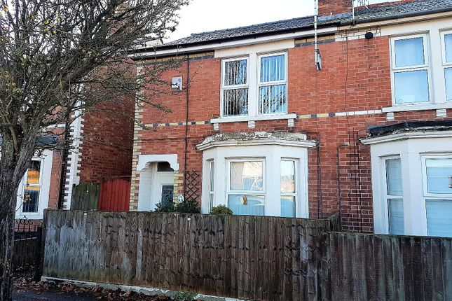 Thumbnail End terrace house for sale in Frampton Road, Gloucester