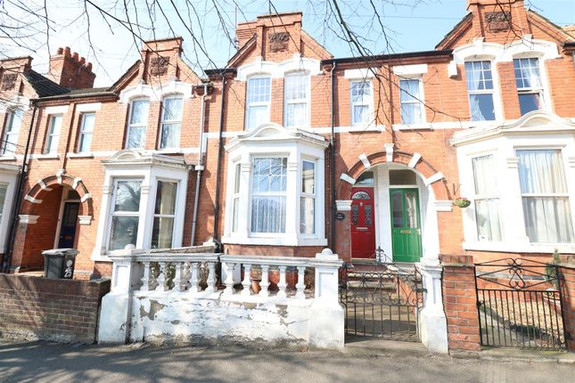 Thumbnail Terraced house for sale in Higham Road, Rushden