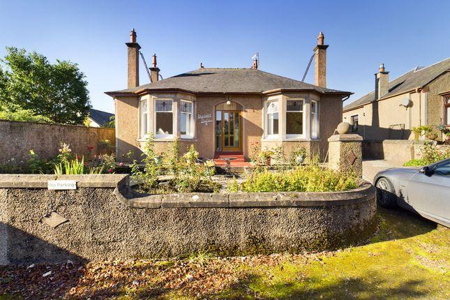 Thumbnail Detached bungalow for sale in Broughton Road, Biggar