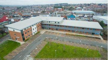 Thumbnail Commercial property for sale in Wheatbridge Road, Chesterfield