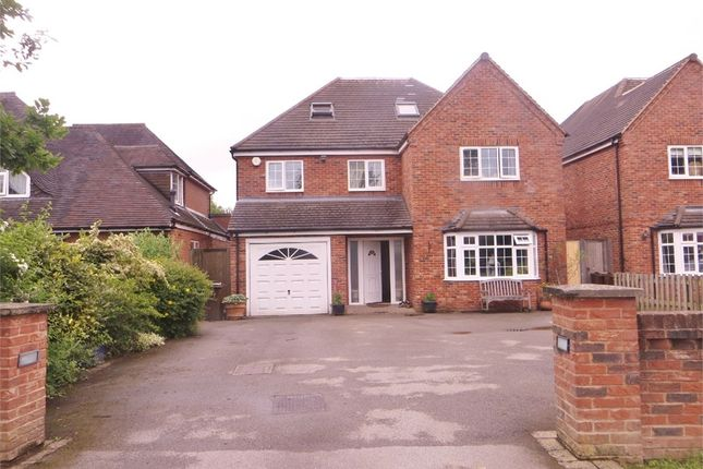 Thumbnail Detached house to rent in Tilehouse Green Lane, Knowle, Solihull