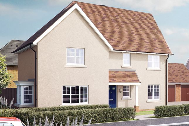 "Thumbnail Property for sale in ""The Lawford"" at Woodley Place, Elsenham, Bishop's Stortford"