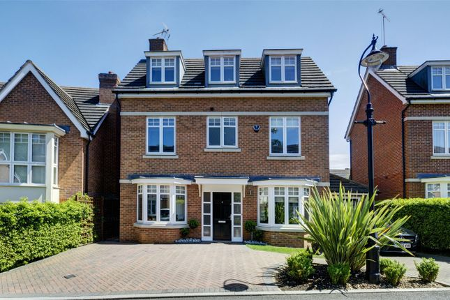 Thumbnail Detached house for sale in Padelford Lane, Stanmore, Middlesex