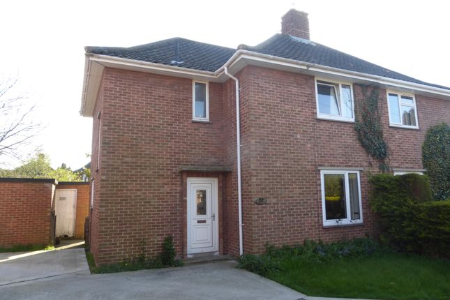 Thumbnail Property to rent in Sotherton Road, Norwich