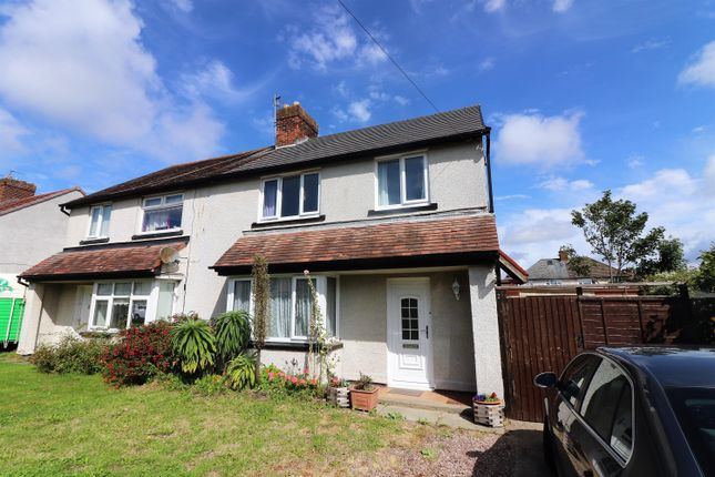 Thumbnail Semi-detached house to rent in Reeds Avenue West, Wirral