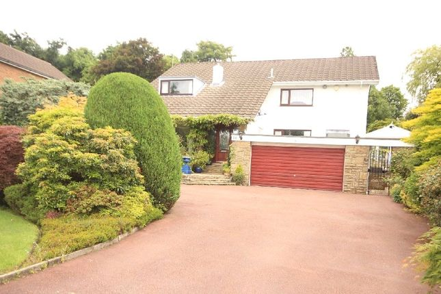 Thumbnail Detached house for sale in Norford Way, Bamford, Rochdale