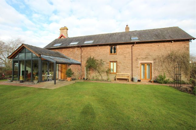 Thumbnail Barn conversion for sale in Orchard House, Wetheral Pasture, Carlisle, Cumbria