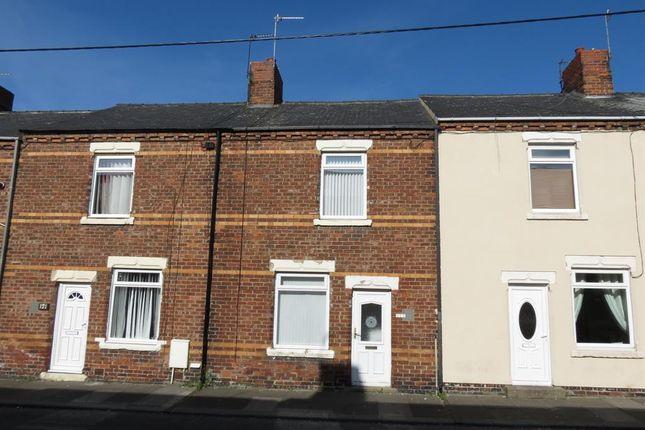 Thumbnail Terraced house for sale in Seventh Street, Horden, Durham