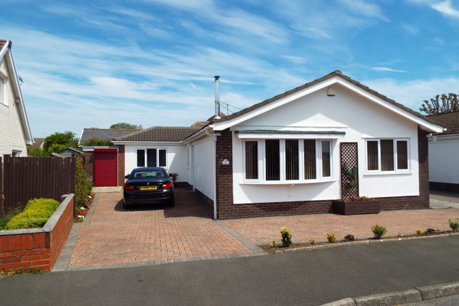 Thumbnail Bungalow for sale in 34 Withy Park, Bishopston, Swansea