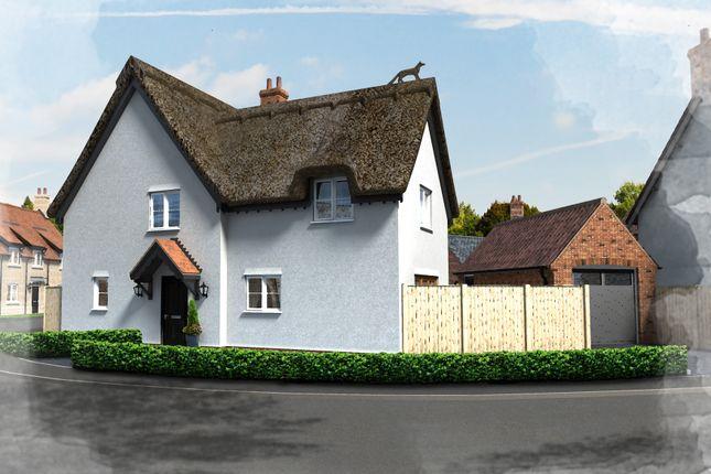 Cottage for sale in Fox Cottage, Plot 37, Hill Place, Brington, Huntingdon