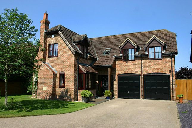 Thumbnail Detached house for sale in Woodcroft, South Hykeham, Lincoln