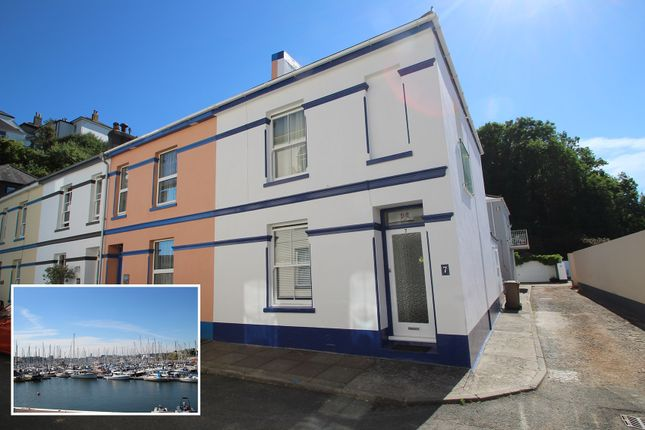 Thumbnail End terrace house for sale in Clovelly View, Turnchapel, Plymouth, Devon