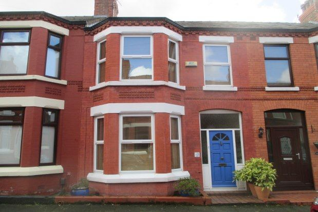 Thumbnail Property to rent in Rimmington Road, Liverpool