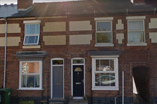 Thumbnail Terraced house to rent in Green Lane, Shelfield, Walsall