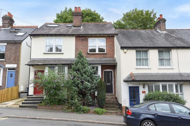 Thumbnail Terraced house to rent in Station Road, Amersham