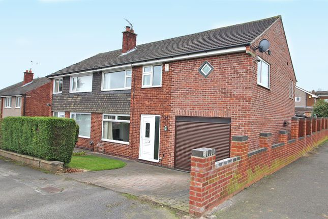 Thumbnail Semi-detached house for sale in Banks Close, Arnold, Nottingham