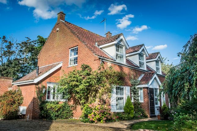 Thumbnail Detached house for sale in Castle Rising, King's Lynn
