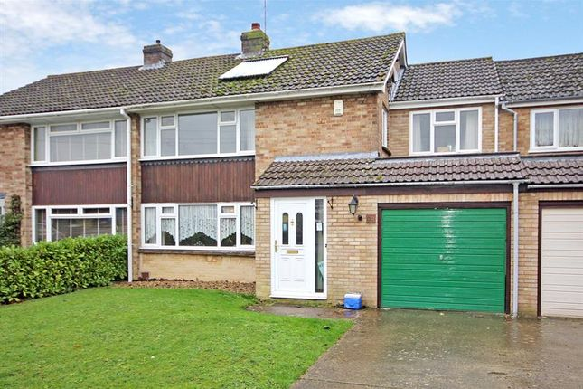 Thumbnail Terraced house for sale in Church View, Freeland, Witney