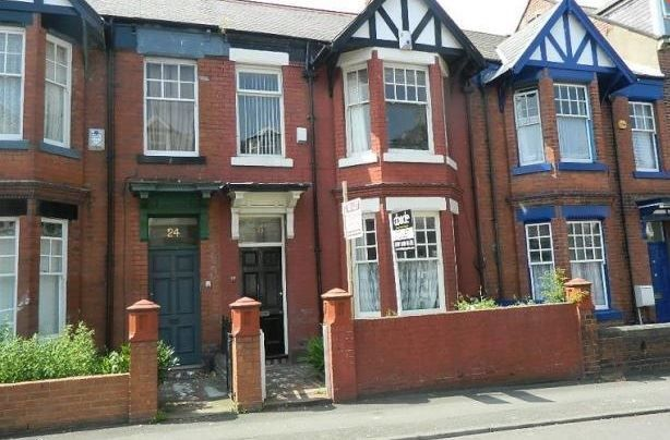 Thumbnail Terraced house to rent in Beechwood Terrace, Sunderland