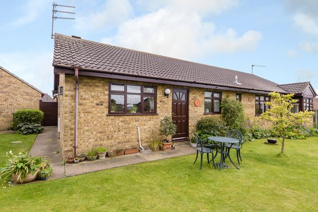 Thumbnail Bungalow for sale in Cormorant Way, Great Yarmouth