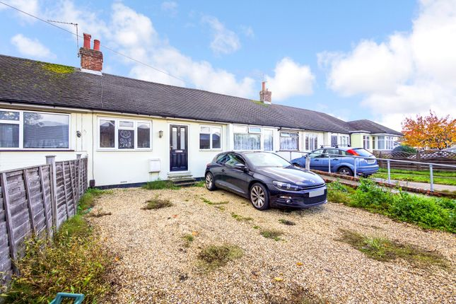 Thumbnail Bungalow to rent in Bramley Close, Chertsey