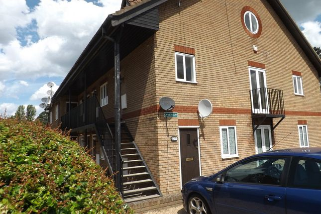 Thumbnail Maisonette for sale in Chase Court, Thetford